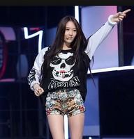 Fx f x krystal loose skull misfits fashion lovers t-shirt