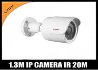 Free shipping 960P IP camera  HD 1.3Megapixel Network  H.264 20m IR 30FPS ONVIF/P2P support