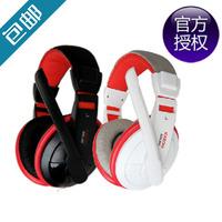 Kx200 computer earphones headset earphones game earphones voice belt earphones headset