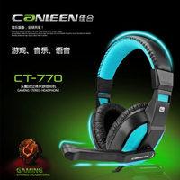 Joinus 770 headset earphones bass earphones voice music computer belt microphone