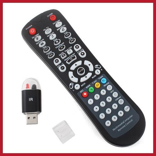 Famous! store specials bidexpress USB PC Remote Wireless Control Controller XP Vista 7 #3 wholesale cheap ! big discount(China (Mainland))