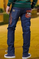 The new leisure children's wear jeans, free shipping