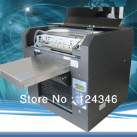 WorldBest New Arrival High Quality A3 Size Digital Flatbed Printer T-shirt Printer Card Printer