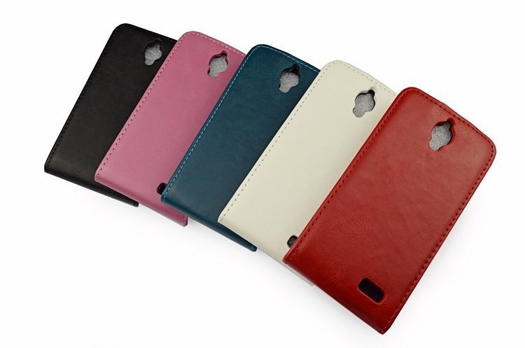 For Alcatel OT-6030D Case, 2014 New Mobile Phone Bag Cover, VFFM PU Flip Leather Case for For Alcatel One Touch Idol 6030D, 1pc(China (Mainland))