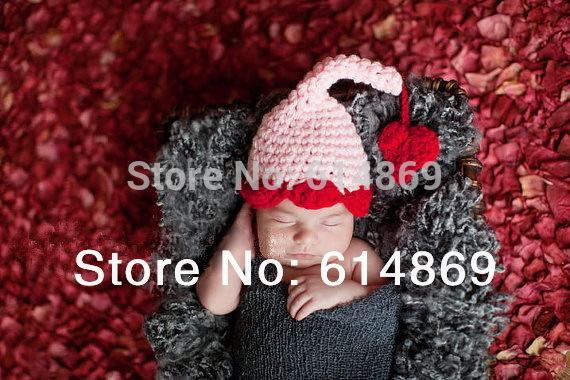 free shipping,baby Elf Hat,photography Photo Prop,newborn Elf Hat(China (Mainland))