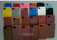 10pcs/lot Vans shoes off the wall silicone mobile cell phone cases, for phone 4 4s 5 5c multi-colors, accessories, free shipping