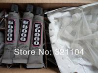 EMS Freeshipping!! 100pcs/lot 9ml   E-6000 Glue/Jewelry Making Glue & Neddle Nozzle