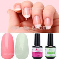 2014 Hot Free shipping Wholesale 120 Colors Nail Art Tips Glitter Color LED Lamp 10ml 13pc Soak Off UV Gel Polish