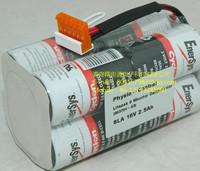 803704-03 PHYSIO CONTROL 16 v battery LIFEPAK 9, 2.5 Ah