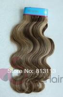 Oxette ombre Brazilian Virgin 4/27 Highlight Hair Weaves,body wave, cheap human hair weft hair,hair extensions 4 bundles