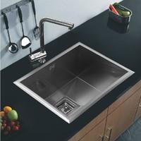 SLN-5838L  2014 Hot Saler 304grade stainless steel single bowl UNDERMOUNT Kitchen Sink