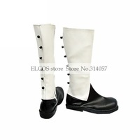 Cosplay Shoes Inspired by Black Butler-Ciel Abbey VER. White  as  Halloween Cosplay shoes