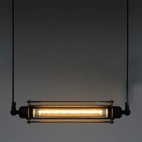 Vintage Pendant Light Industrial American Style RH Lofts Coffee Bar Restaurant Lights,YSL1826-1D