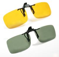 Car myopia polarized sunglasses clip general polarized sunglasses nvgs driver glasses