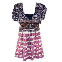 Spa plus size plus size one-piece swimwear dress women's  =Y2-db04