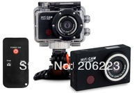 under water Extreme Action Sports Camera, with Wifi Support Control by Phone/Tablet,1080P Full HD, IR Remote Control