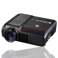 Hot selling LCD DVD Projector TV Projector with Game function Resolution 240*320