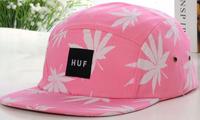 2014 summer unisex multicolour maple leaf print hu letter flat brim hats hiphop style snapback baseball cap for men and women