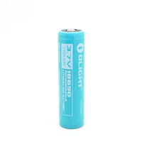 Free Shipping!!Olight 18650 Rechargeable Battery Protected Li-ion 3.7V 3400mAh for M22 M3X S20