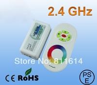 2.4GHz DC12V-24V RGB led controller with good quality