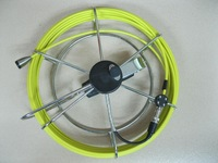 Pipe inspection cable wheel  with 20m cable TEC-ZCW