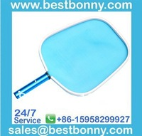 In stock deluxe Leaf Skimmer Swimming Pool Plastic Pool Net Factory Supply