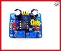 10pcs/lot, NE555 adjustable pulse module  frequency generator to drive a stepper motor