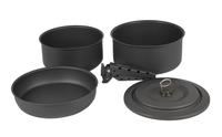 2-3people outdoor camping&hiking pot sets portable picnic pot setsCW-TM03