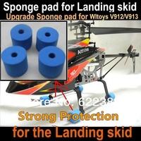 WLtoys V913  V912 sponge pad Parts(unofficial) V913 helicopter parts WLtoys v913 helicopter parts