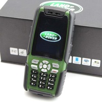 Unlocked L8 Phone IP67 Walkietalkie Waterproof Dustproof Shockproof Dual SIM Card Bluetooth TV FM