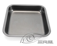 Quadripartite a3 non-stick baking tray pizza plate cake pan barbecue plate flat oven tray baking mould