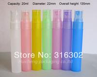 Free shipping - 20ml Plastic Perfume Bottle,20ML PP  mist spray bottle,Fragrance  Packaging Bottle,5ml,8ml 10ml15ml is available