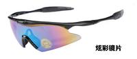 U.S. active-duty F100X100 type shock tactics wind  goggles riding glasses unisex outdoor windproof cycling Sun Glasses Eyewear