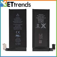 100pcs/lot ORIGINAL Battery for iPhone 4 4G REPLACEMENT BATTERY ORIGINAL