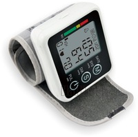 health care Automatic Digital Wrist Blood Pressure Monitor for blood pressure measurement, health monitor Sphygmomanometer
