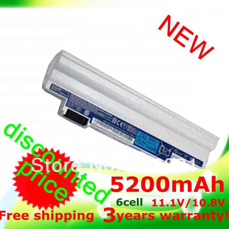 Acer One Battery 5200mah White Battery For Acer