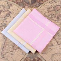 free shipping free shipping 28cm small product handkerchief 100% women's cotton handkerchief 100% cotton handkerchief female