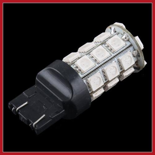 светодиодная лампа t20 bidward 2 x 3 6w 12v 340lm 24 5050 smd Светодиодная лампа T20 bidward 2 X 3.6W 12V 340LM 24 5050 SMD