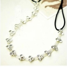 2014 New Glitter Headbands Wedding Bridal Hair Jewelry Crystal Hair Accessories For Women