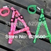Wholesale 400pcs Colorful Strong Nylon Pet Dog Traction Rope Slip Training Leash Pet Dog Walking Lead Ropes