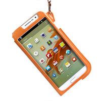 Leather Case for Samsung i9150 i9152 i9158 P709 Holder Neck Strap Lanyard KASHIDUN Mobile Phone Bags Sleeves Shell PU Girls
