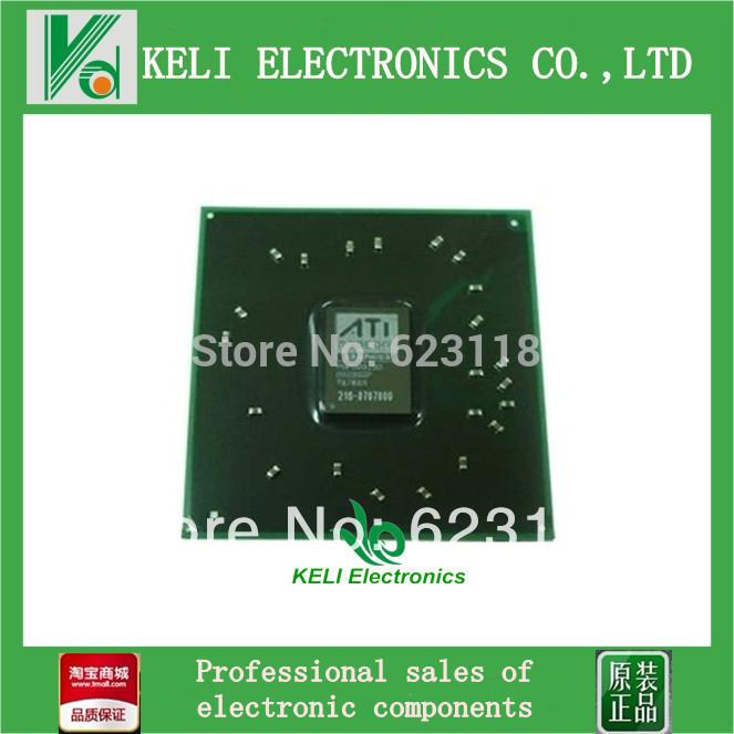 Free Shipping 5pcs 216-0707011 216 0707011 ATI BGA IC chips Chipset With Balls(China (Mainland))