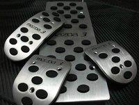 Трим 2011 mazda 5 высокого качества нержавеющая сталь крышка топливного бака