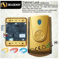 electronic Rfid locker lock for school,office,spa,sauna,hotel,gym