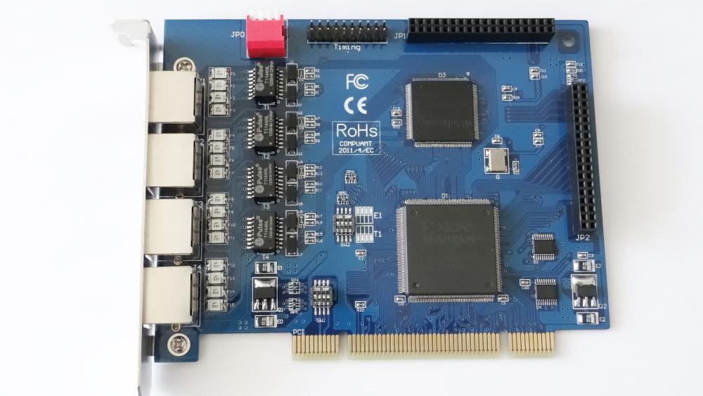 Digium TE410 Asterisk Dual Span E1/T1 Card Trixbox Elastix,ISDN card for ip pbx(China (Mainland))