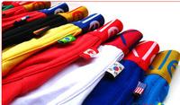 High Quality 4pcs/set with independent bags Men's Underwear Boxers Underwear Flag Pants Man Underwear Boxer Shorts