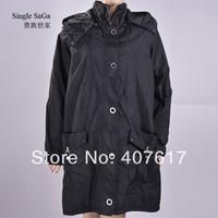 LTMB 2014 long design plus size women's cotton coat
