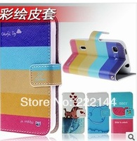 Huawei Ascend G700 Case,New Arrive PU Fashion Cute Wallet Leather Cover case For Huawei Ascend G700 case Free Shipping
