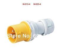 Electrical Electrical / industrial plug / socket / connector /N-013-4