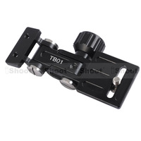 iShoot Telephoto Zoom Lens Bracket LongFocus Lens Support Holder for Camera BallHead Quick Release Plate and Tripod Mount Ring